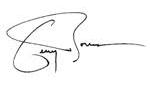 Gerard C. Borean Signature - Parente Borean LLP Barristers and Solicitors in Vaughan, Ontario