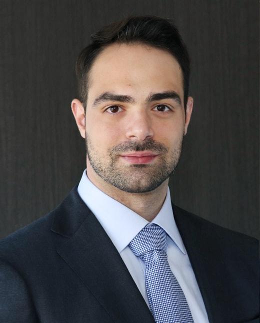 Lucas Parente, Associate - Parente Borean LLP Barristers and Solicitors in Vaughan, Ontario